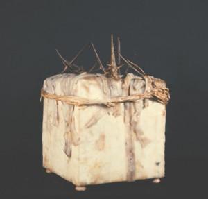 Kathryn Dettwiller's sculpture named Gift